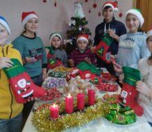 Різдвяні смаколики